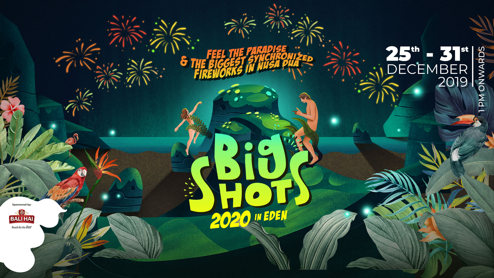 BIG SHOTS 2020 in Eden